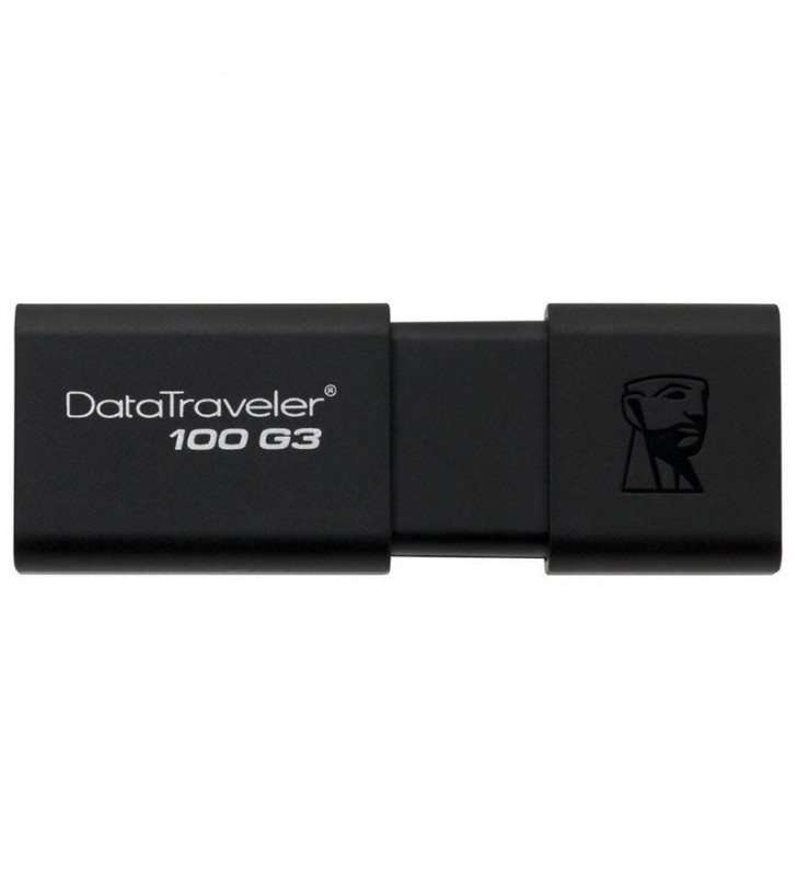 PENDRIVE KINGSTON DATATRAVELER DT100G3 256GB - USB 3.0 - LECTURA 130MB/S