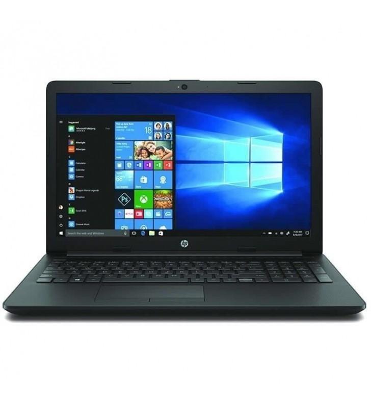 PORTÁTIL HP 15-DA1032NS - I5-8265U 1.6GHZ - 8GB - 256GB SSD - 15.6'/39.6CM HD - HDMI - BT - NO ODD - W10 HOME - NEGRO AZABACHE