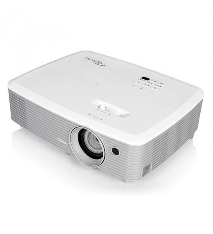 PROYECTOR PORTÁTIL DLP OPTOMA X354 - XGA (1024X768) - 3300 ANSI LUMENES - 1.3X ZOOM - FULL 3D - 2*HDMI / VGA/ USB POWER - ALTAVO