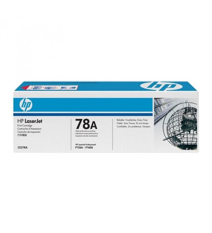 TONER NEGRO HP Nº78A LÁSER 2100 PÁGINAS PARA LA HP LÁSER P1566  P1606DN