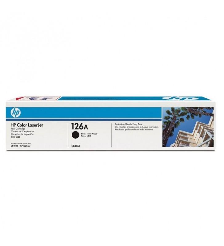 TONER NEGRO HP Nº126A 1200PAG /CP1025NW -CE310A