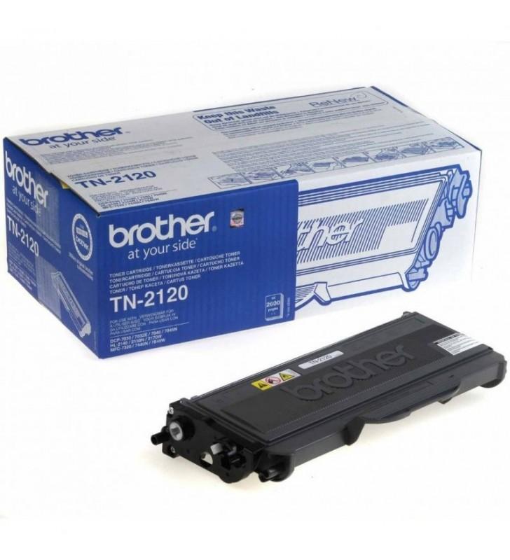 TONER BROTHER TN-2120 2500 PÁGINAS NEGRO