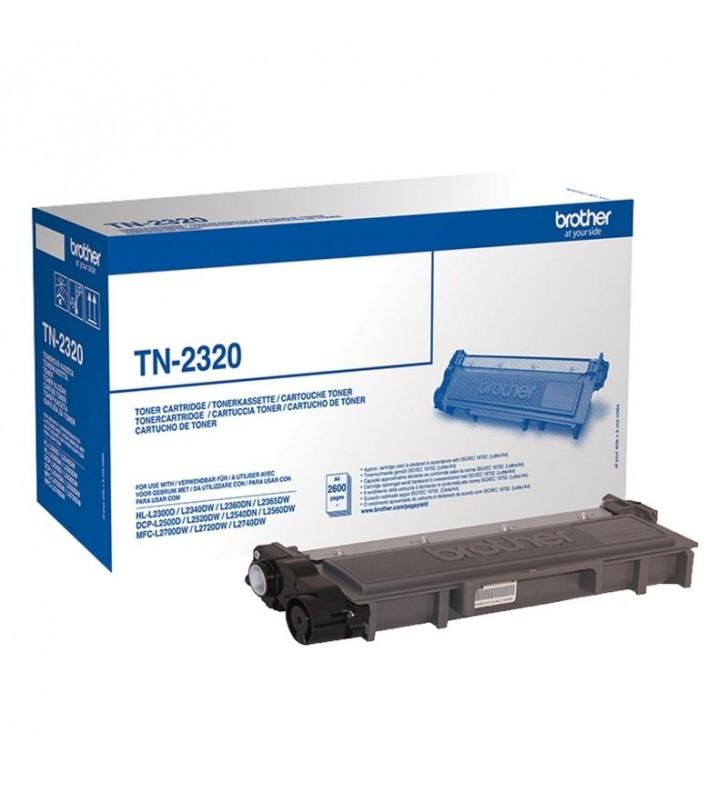 TONER BROTHER TN-2320 2600 PÁGINAS NEGRO
