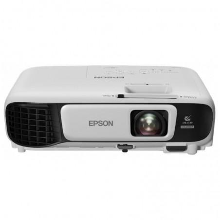 PROYECTOR PORTÁTIL 3LCD EPSON EB-U42 - 3600 LUMENES - 15000:1 - 1920*1200 WUXGA - ZOOM MANUAL 1.2X - WIFI - VGA/2*HDMI/COMPUESTO