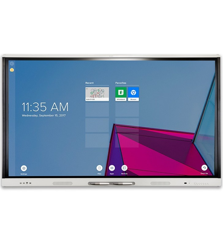 "PANTALLA INTERACTIVA SMART Board MX275-V2 75"" ANDROID 8"