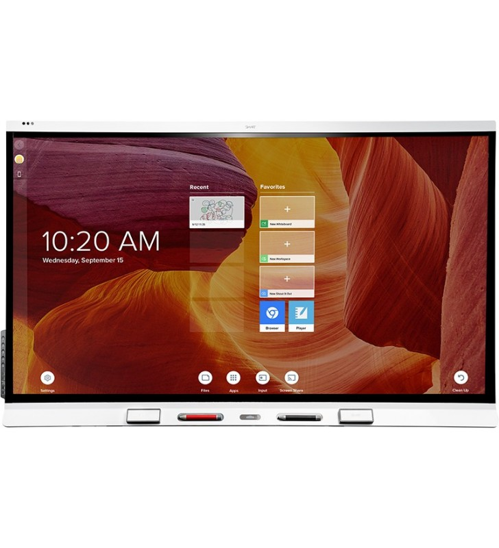 "PANTALLA INTERACTIVA SMART Board 6265S 65"" 4K ANDROID 8"