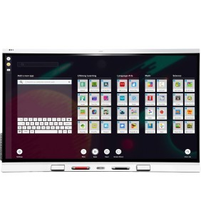 "PANTALLA INTERACTIVA SMART Board 6286S 86"" 4K ANDROID 8"