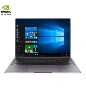PORTÁTIL HUAWEI MATEBOOK X PRO 53010THE - W10 - I7-8565U 1.8GHZ - 8GB - 512GB SSD PCIE NVME - GEFORCE MX250 2GB - 13.9'/35.30CM