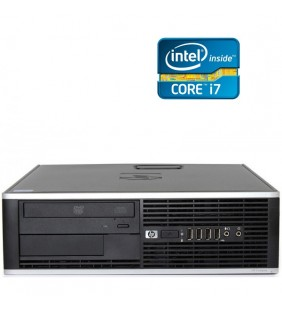 HP 8300 ELITE CORE I7-3770 8GB 128GB SSD  DVD SFF OCASION