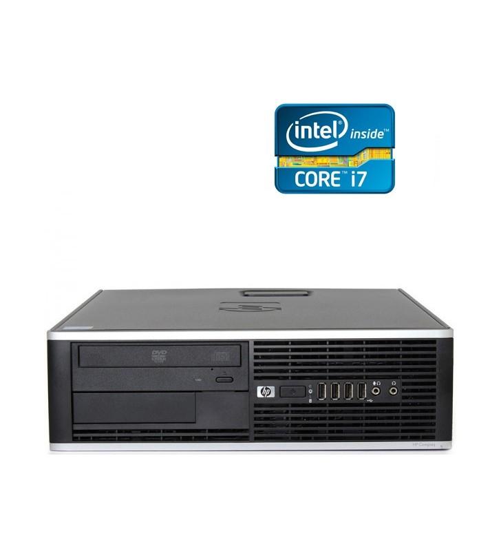 HP 8300 ELITE CORE I7-3770 8GB 128GB SSD DVD SFF OCASION