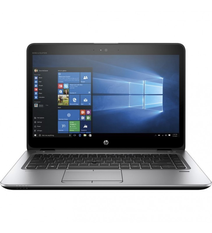 "PORTATIL HP ELITEBOOK 840 G3 I5-6200U 8GB SSD 256GB 14"" Full HD WEBCAM OCASION"