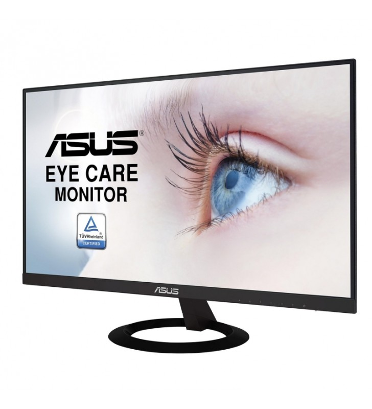MONITOR LED ASUS VZ249HE - 23.8'/60.5CM IPS - 1920X1080 - 250CD/M2 - 5 MS - SIN PARPADEOS - HDMI - VGA - NEGRO