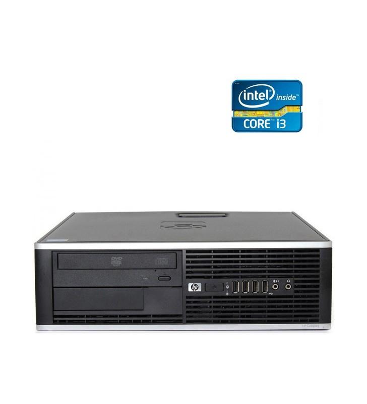HP 6200 PRO CORE I3-2100 4GB 128GB SSD + 250GB DVD SFF OCASION