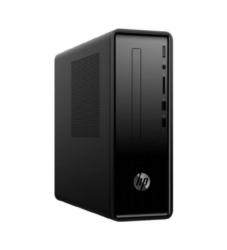 PC HP SLIMLINE 290-A0020NS - AMD A6-9225 2.6GHZ - 8GB - 256GB SSD PCIE NVME+1TB - RAD R4 - WIFI - NO ODD - TEC+RATÓN - FORMATO M