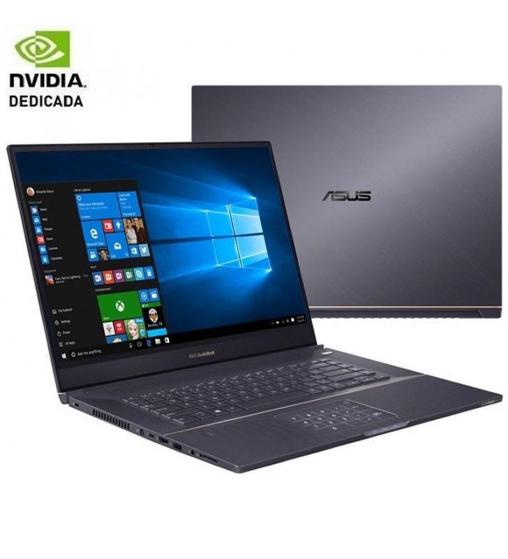 PORTÁTIL ASUS PROART STUDIOBOOK PRO 17 W700G1T-AV046R - W10 PRO - I7-9750H 2.6GHZ - 16GB - 1TB SSD PCIE NVME - NVIDIA QUADRO T10
