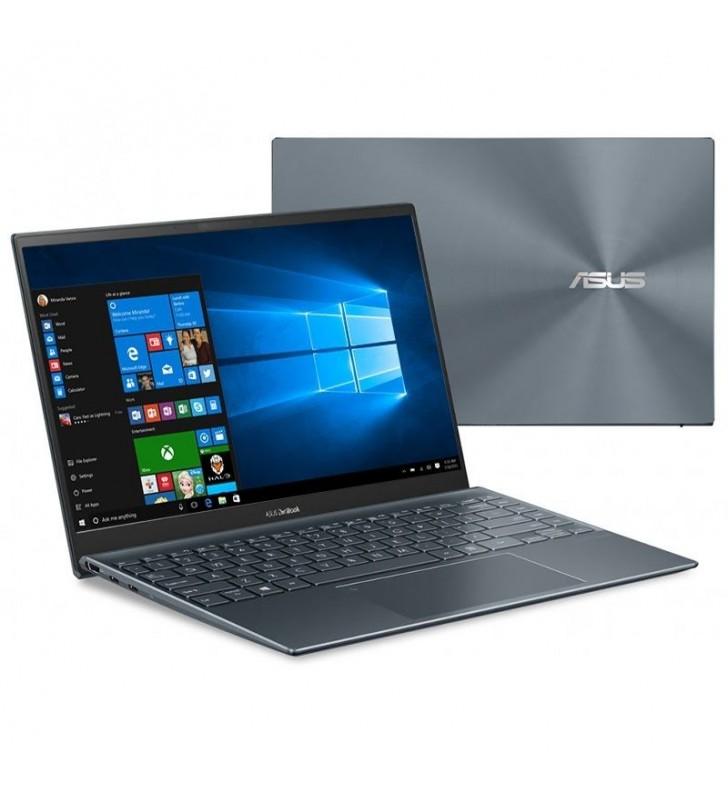 PORTÁTIL ASUS ZENBOOK BX425JA-BM145R - W10 PRO - I7-1065G7 1.3GHZ - 16GB - 512GB SSD PCIE NVME - 14'/35.6CM FHD - HDMI - BT - NO