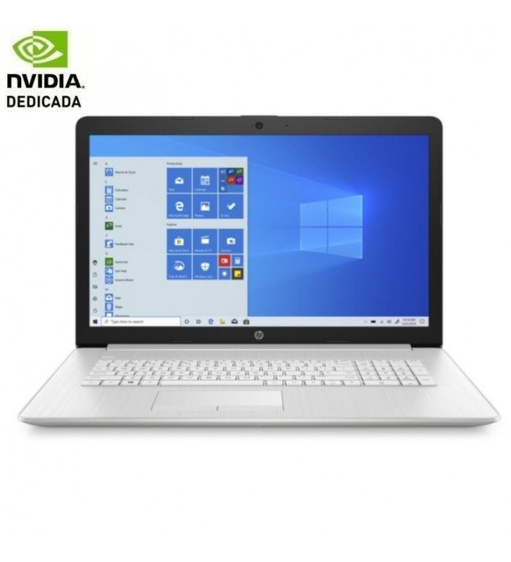 PORTÁTIL HP 17-BY3007NS - W10 - I5-1035G1 1.0GHZ - 8GB - 512GB SSD PCIE NVME - GEFORCE MX330 2GB - 17.3'/43.9CM FHD - NO ODD - P