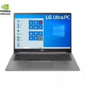 PORTÁTIL LG ULTRA 17U70N-J.AA78B - W10 - I7-10510U 1.8GHZ - 16GB - 512GB SSD PCIE NVME - GEFORCE GTX 1650 4GB - 17'/43.18CM WQXG