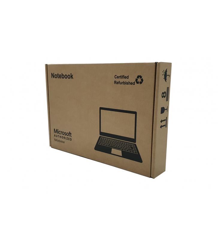 Caja Portátil Microsoft Authorized Refurbisher Front Izq