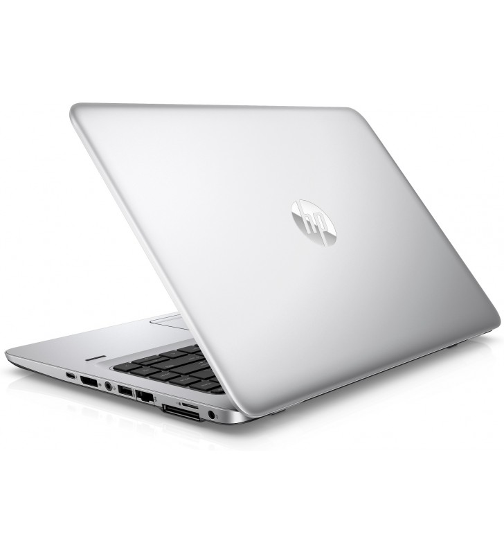 """PORTATIL HP ELITEBOOK 840 G3 I5-6300U 8GB SSD 256GB 14"""" Full HD OCASION Back Izq"""