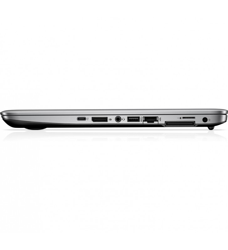 """PORTATIL HP ELITEBOOK 840 G3 I5-6300U 8GB SSD 256GB 14"""" Full HD OCASION Izq"""