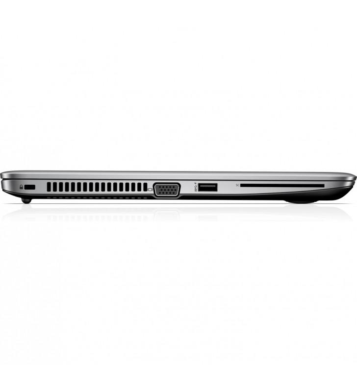"""PORTATIL HP ELITEBOOK 840 G3 I5-6300U 8GB SSD 256GB 14"""" Full HD OCASION Dcha"""