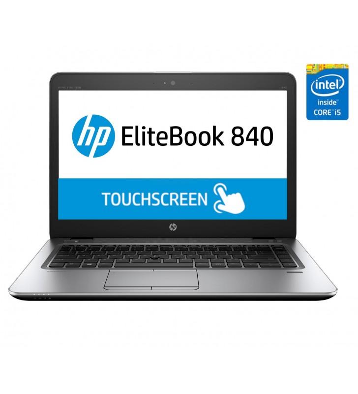 "PORTATIL HP ELITEBOOK 840 G3 I5-6300U 8GB SSD 256GB 14"" Full HD TOUCHSCREEN OCASION"