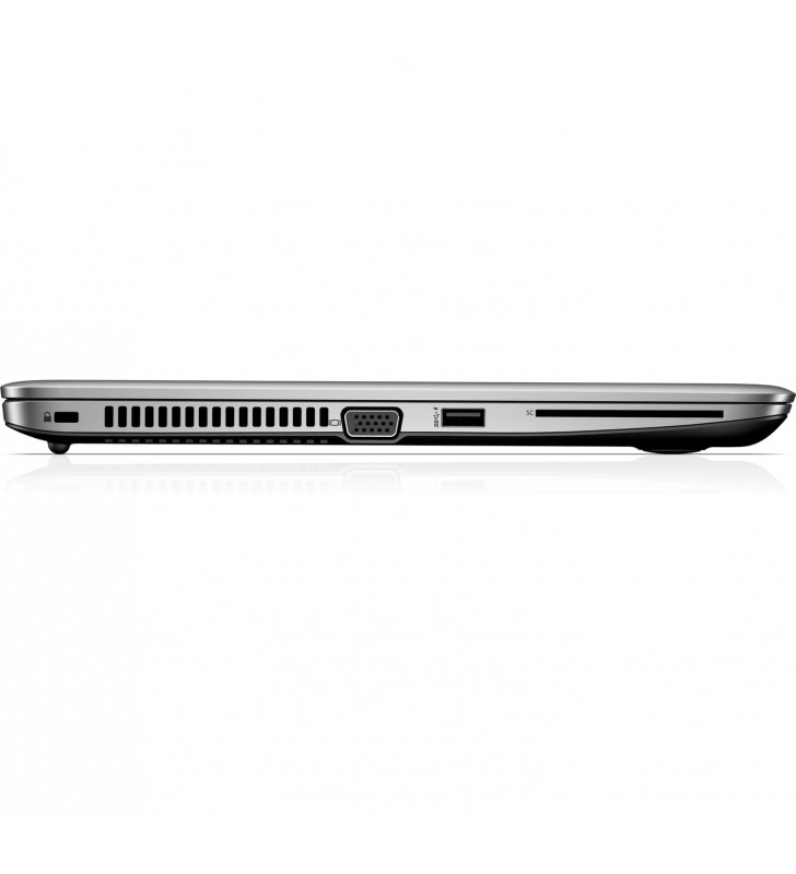 """PORTATIL HP ELITEBOOK 840 G3 I5-6300u 8GB SSD 256GB 14"""" FULL HD WIN10 PRO OCASION Dcha"""