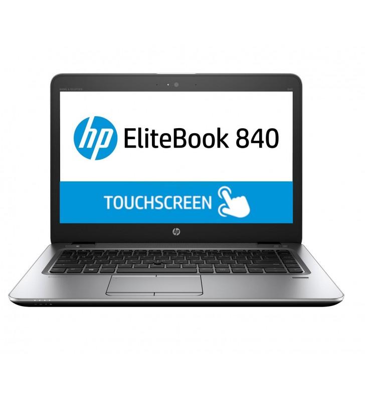 "PORTATIL HP ELITEBOOK 840 G3 I5-6300u 8GB SSD 256GB 14"" FULL HD TOUCHSCREEN WIN10 PRO OCASION Front"