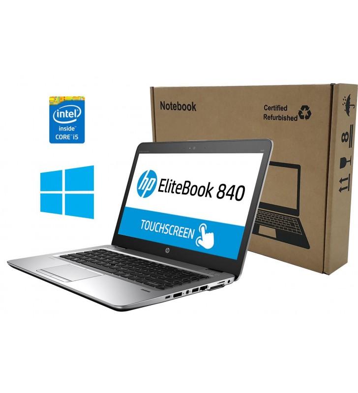 """PORTATIL HP ELITEBOOK 840 G3 I5-6300u 8GB SSD 256GB 14"""" FULL HD TOUCHSCREEN WIN10 PRO OCASION"""