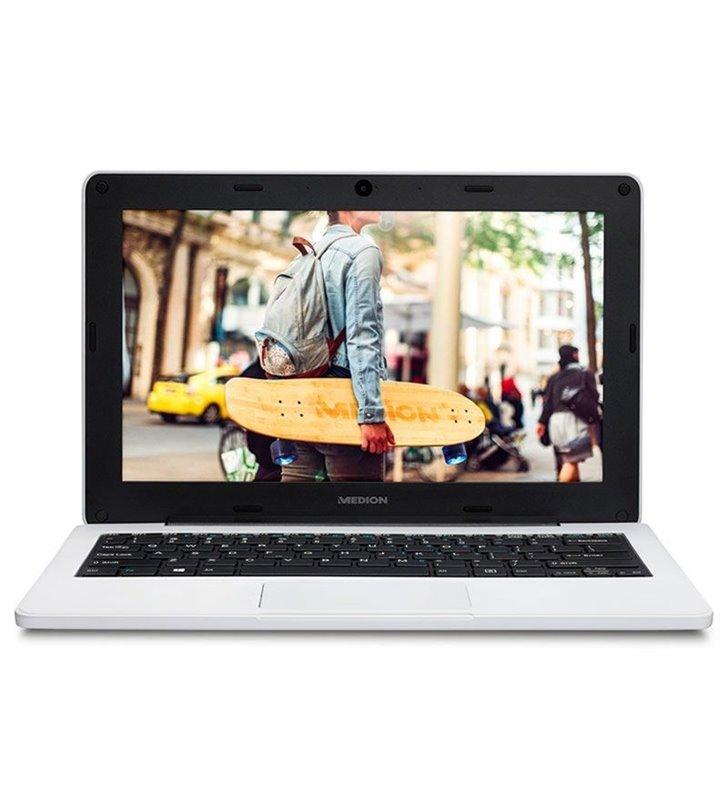 Portátil Medion Education E11201 MD61958 Intel N3450/ 4GB/ 64GB EMMC/ 11.6'/ Win10 Pro A
