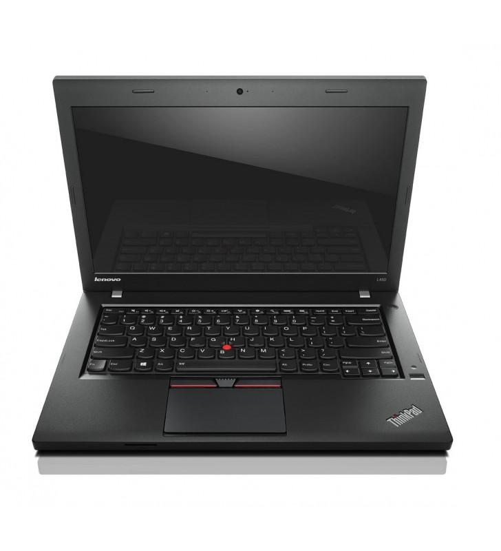 "Lenovo PORTATIL LENOVO THINKPAD L450 I3-5005U 4GB SSD 128GB 14"" WEBCAM OCASION"