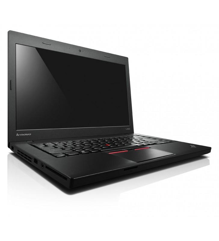 "Lenovo PORTATIL LENOVO THINKPAD L450 I3-5005U 4GB SSD 128GB 14"" WIN10 PRO EDUCACION WEBCAM OCASION"