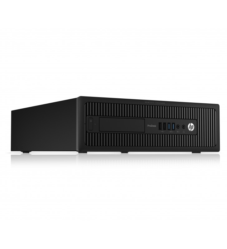 HP HP PRODESK 600 G2 INTEL PENTIUM G4400 8GB 1TB HDD SIN DVD SFF OCASION