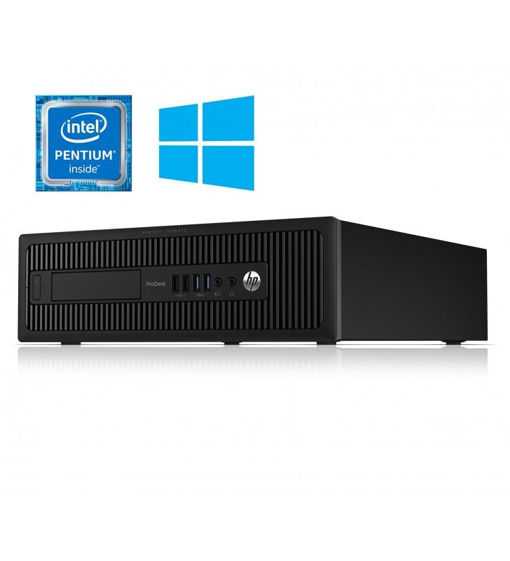 HP HP PRODESK 600 G2 INTEL PENTIUM G4400 8GB 1TB HDD SIN DVD SFF WIN10 PRO OCASIÓN