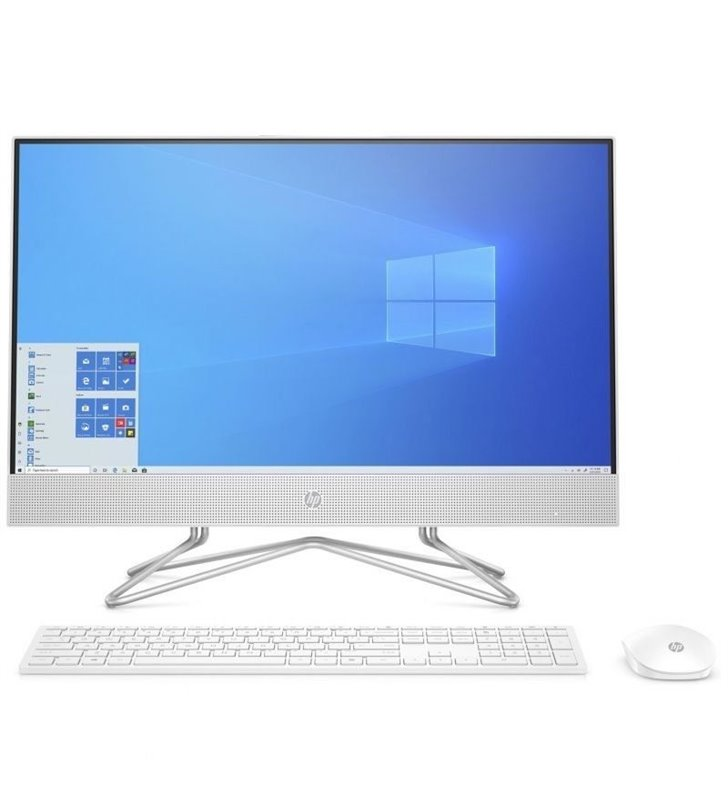 PC All in One HP 24-DF0048NS Intel i5-10400T/ 8GB/ 512GB SSD/ 23.8'/ Win10