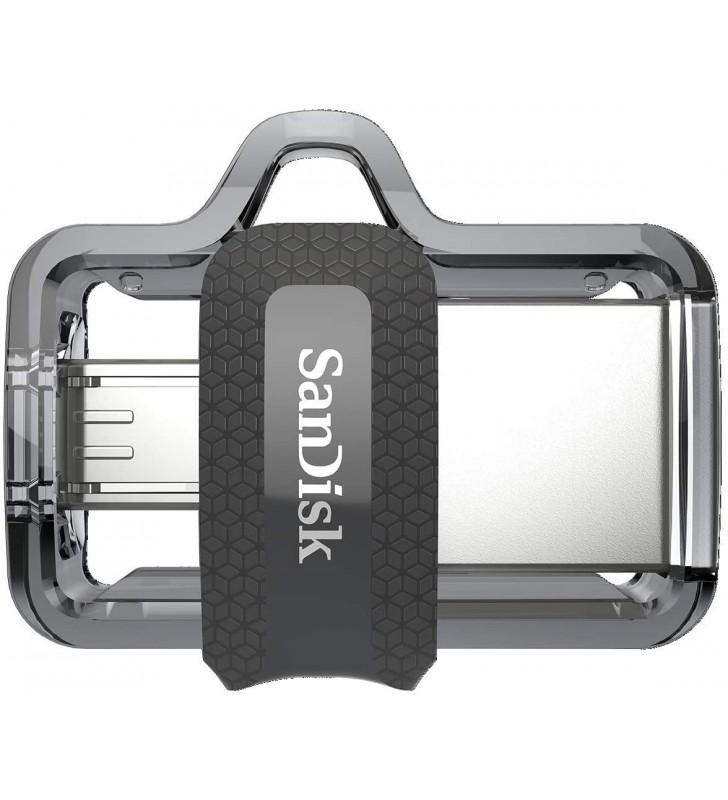 Pendrive 32GB SanDisk Dual m3.0 Ultra USB 3.0/ MicroUSB