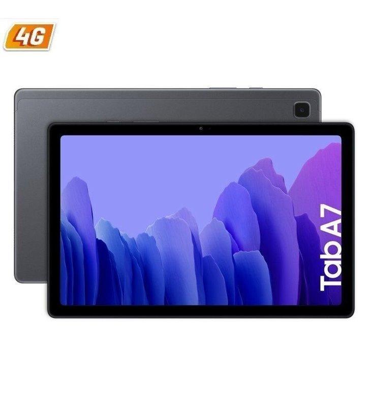 Tablet Samsung Galaxy Tab A7 T505 (2020) 10.4'/ 3GB/ 32GB/ 4G/ Gris