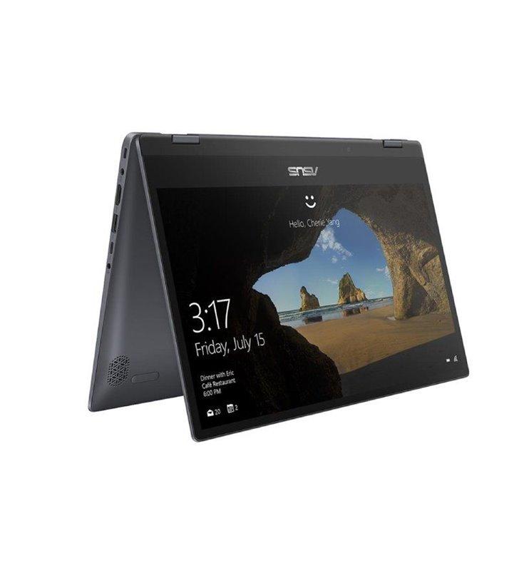 Portátil Convertible Asus VivoBook Flip TP412FA-EC366R Intel Core i5-10210U/ 8GB/ 256GB SSD/ 14'/ Táctil/ Win10 Pro