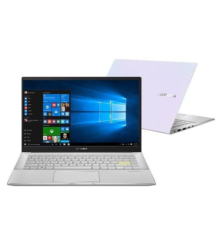 Portátil Asus VivoBook 14 S433EA-AM612T Intel Core i7-1165G7/ 16GB/ 512GB SSD/ 14'/ Win10