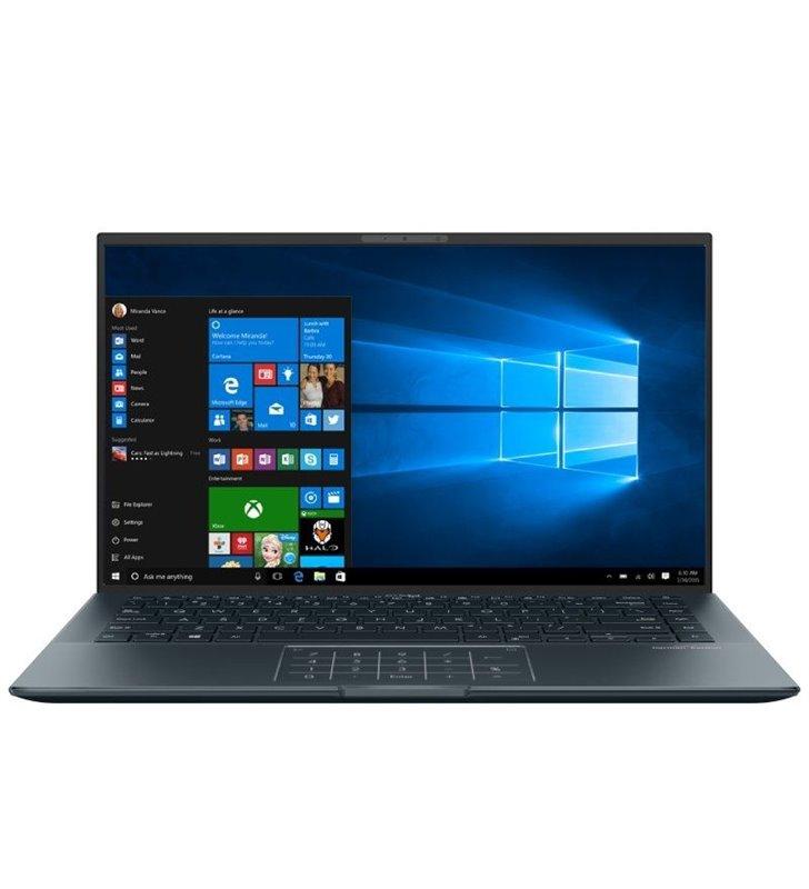 Portátil Asus Zenbook 14 UX435EAL-KC096T Intel Core i7-1165G7/ 16GB/ 512GB SSD + 32GB Optane/ 14'/ Win10