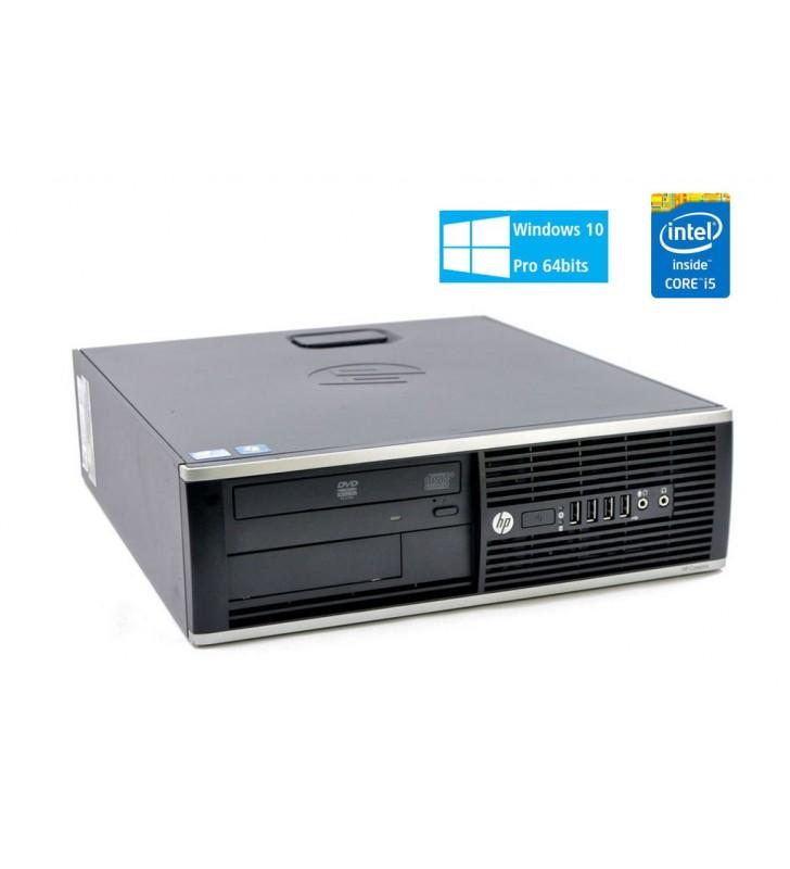 HP HP 8200 ELITE CORE I5-2400 8GB 500GB DVD WIN10 PROF. 64BIT SFF OCASION