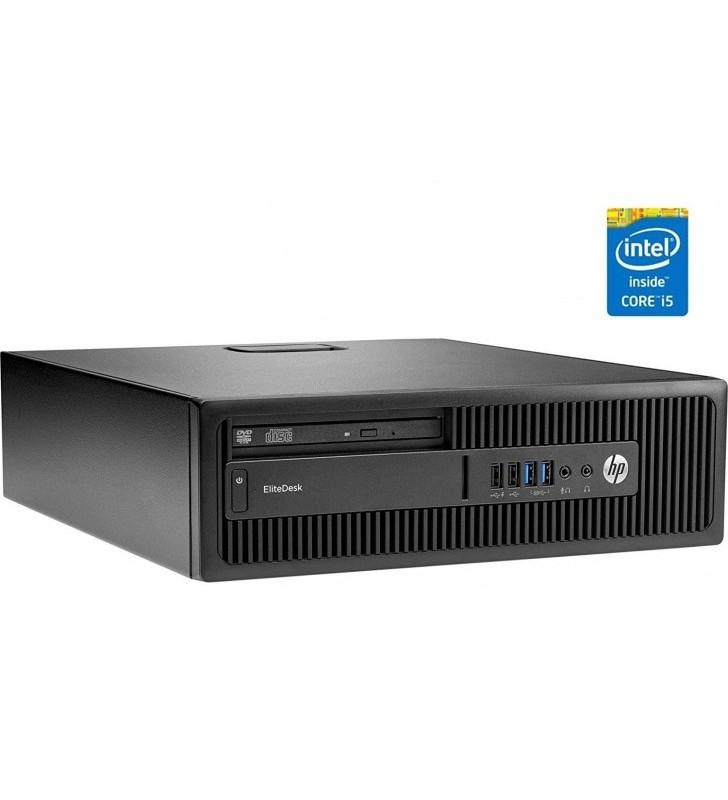 HP HP ELITEDESK 800 G1 I5-4590 8GB SSD 256GB DVD SFF OCASION