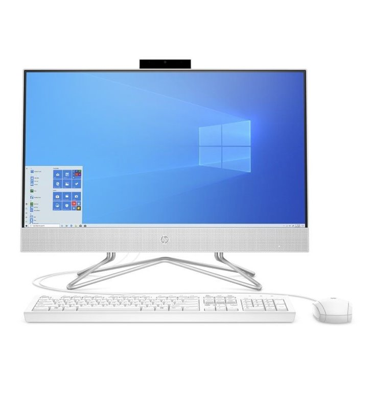 PC All in One HP 22-DF0054NS Intel Pentium J5040/ 8GB/ 256GB SSD/ 21.5'/ Win10
