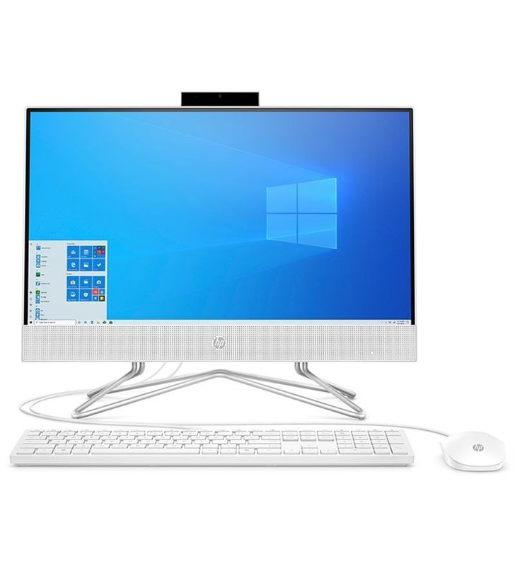 PC All in One HP 22-DF0072NS Athlon 3150U/ 4GB/ 256GB SSD/ 21.5'/ Win10