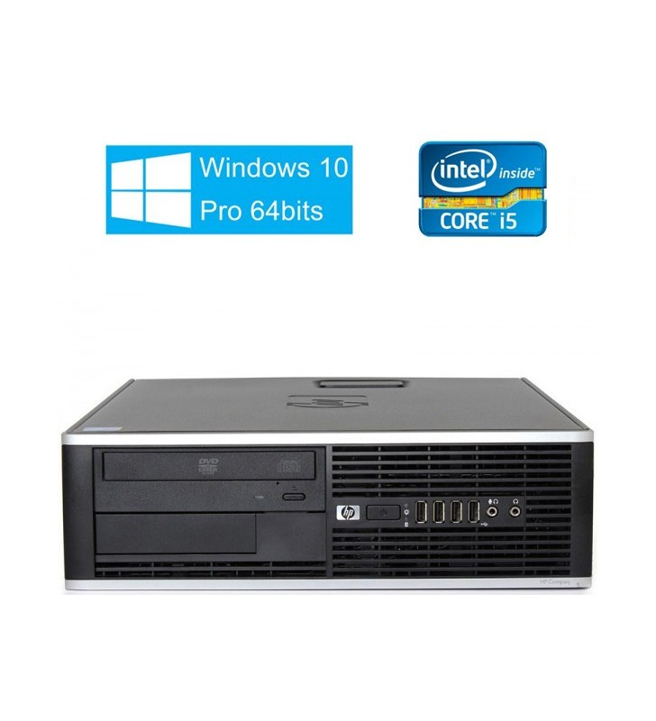 HP HP 8300 ELITE CORE I5-3470 8GB SSD 256GB SFF WIN10 PRO EDUCACION OCASION