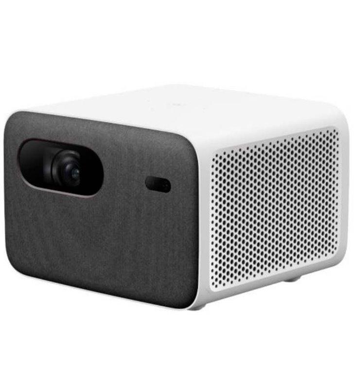 Proyector Xiaomi Mi Smart Projector 2 Pro 1300 Lúmenes/ Full HD/ Wifi/ Blanco Gris