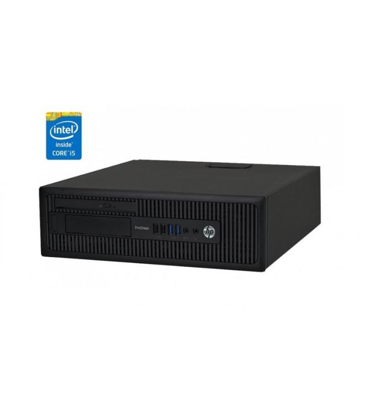 HP HP PRODESK 600 G2 INTEL CORE I5-6500 8GB SSD 240GB DVD SFF OCASION