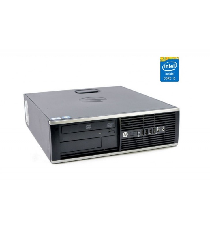 HP 8300 ELITE CORE I5-3340 8GB 256GB SSD DVD SFF OCASION