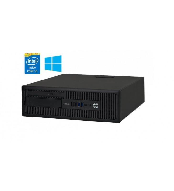 HP PRODESK 600 G2 INTEL CORE I5-6500 8GB SSD 240GB DVD SFF WIN10 PRO OCASION